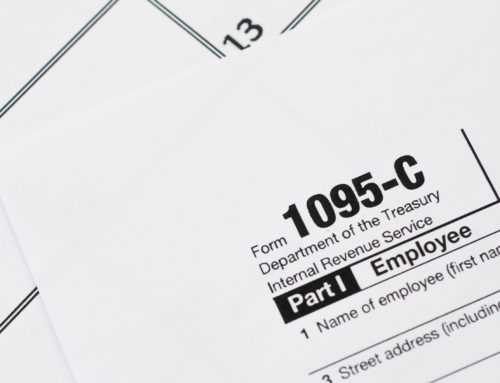 Employer Reporting of Health Coverage—Sections 6055 & 6056