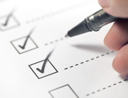 2022 Open Enrollment Checklist